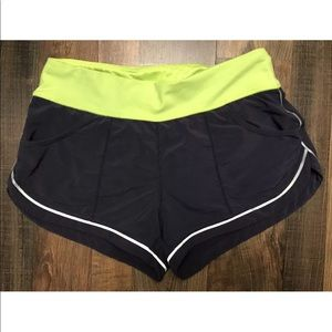 Zella Running Shorts Lined